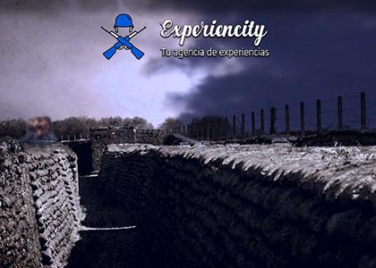 Experiencia Azul: Atrincherados Madrid - Mojo Escape Squad